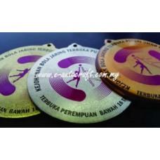 Hanging Medal Semi Color Printing