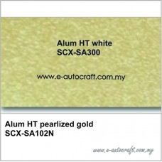 Alum HT pearlized goldSCX-SA102N