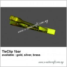 TieClip 1-bar