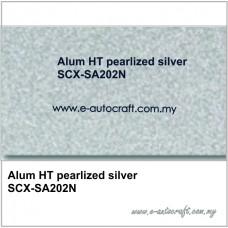 Alum HT pearlized silver SCX-SA202N
