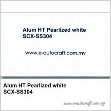 Alum HT Pearlized whiteSCX-SS304