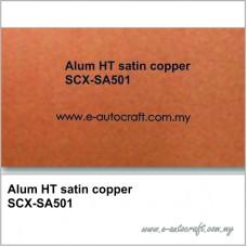 Alum HT satin copperSCX-SA501