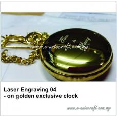 Laser Engraving 04