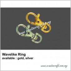 Wavelike Ring