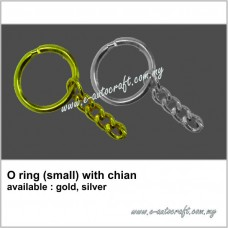 O ring (small) with Chain