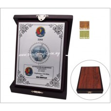 Wooden Grain Box NC7054