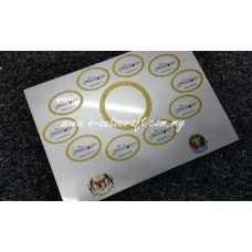 Customize Plate  UV Color Printing  Plaque/SG_01