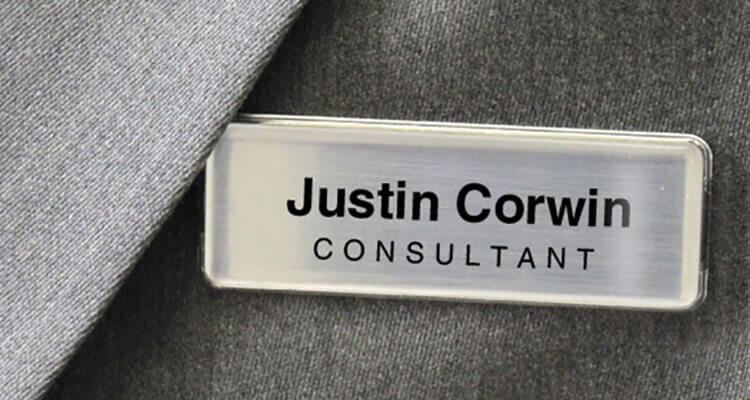 Name Tags Supplier & Manufacturer