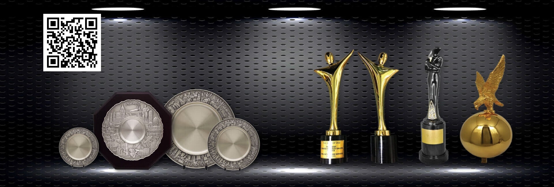 Malaysia Trophies and Gifts Supplier and Manufacturer